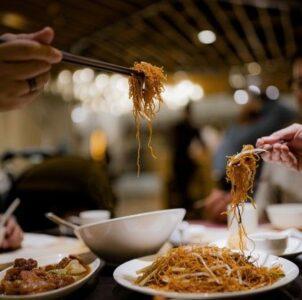 soybean spaghetti